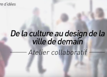 De la culture au Design de la ville de demain